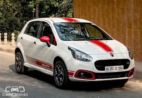 fiat punto abath fiat abarth punto priced at rs 9 95 lakh all you wanted