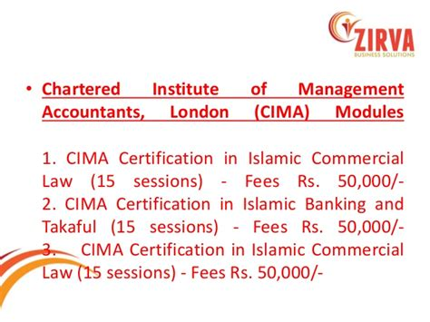 Convert Cima To Mba by Islamic Banking Prospects Challenges Govt Brennen