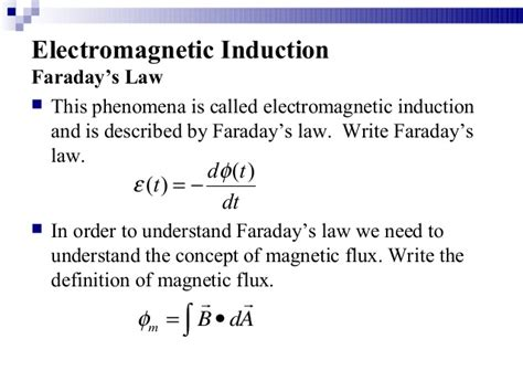 electromagnetic induction laws faraday s 333