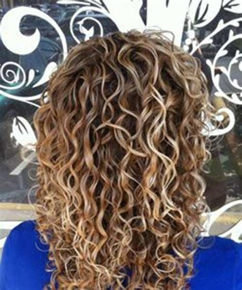 permanant for long hair 34 new curly perms for hair hair pinterest curly