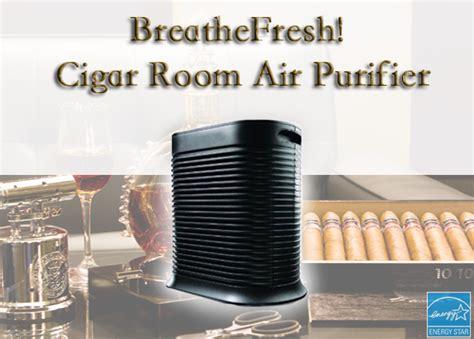 breathefresh   cigar room air purifier cuzn