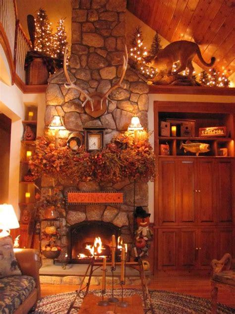 autumn living traditional family room boston
