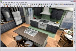 User Friendly 3d Home Design Software 4 Kitchen Design Software Free To Use Modern Kitchens