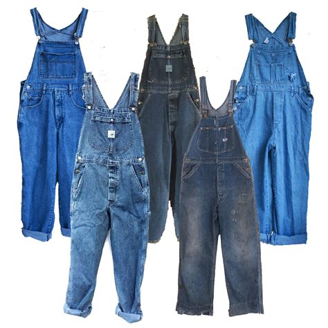 Overall Jumper Vintage Overalls Jumpers Dust Factory Vintage Clothing