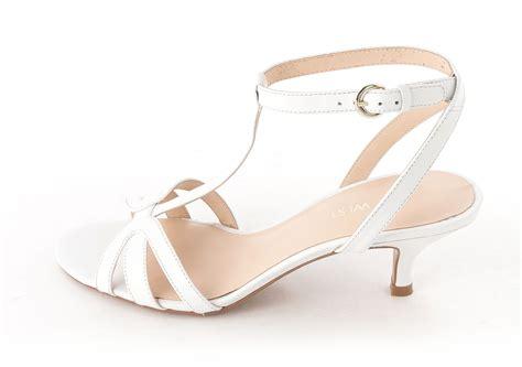dress sandals nine west s odarlin dress sandals white size 8 5