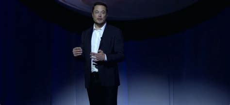 elon musk youtube mars elon musk unveils the its a spaceship capable of carrying