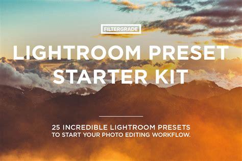 Filtergrade Jannik Obenhoff Lightroom Preset filtergrade lightroom preset starter kit filtergrade