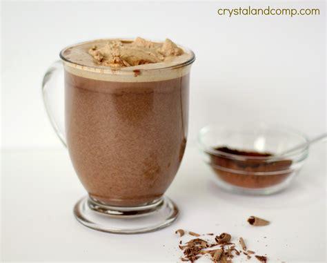 chocolate recipe crockpot chocolate