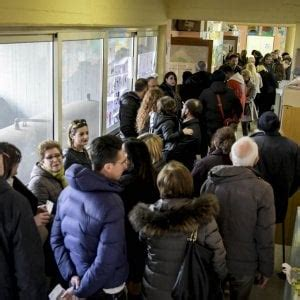 ministero interno votazioni elezioni alle 19 la cania l affluenza 232 52 29 per