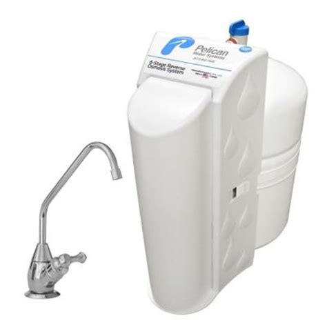 Osmosis System Countertop by Pelican Water Pro 6 Stage Countertop Osmosis Water Filtration And