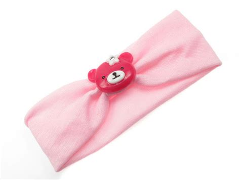 pink headband teddy headband blue headband s pink teddy headband buy 1 get 1 free