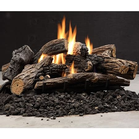 fireplaceinsert kingsman vent free gas log set logc31