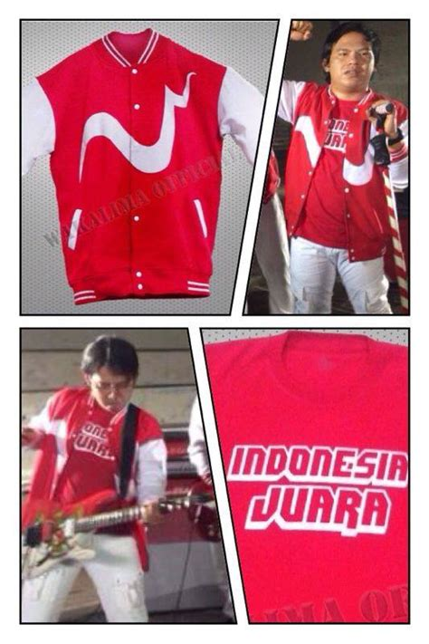 Kaos Wali Band harga promo jaket indonesia juara dan kaos indonesia juara