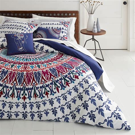 azalea skye hanna medallion comforter and duvet set from