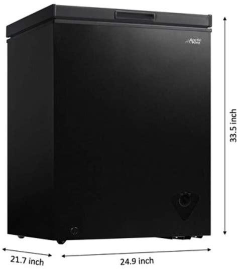 garage ready chest freezer designwallscom reviews  ideas