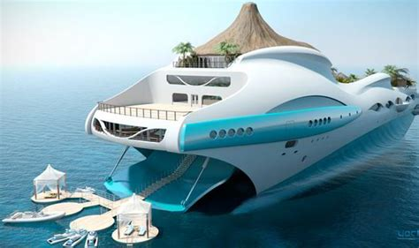 most biggest boat in the world is this the most amazing yacht ever tropical paradise on