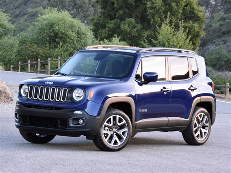 Jeep Renegade 2016 Jeep Renegade For Jeep Renegade Cargurus