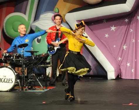 why the wiggles couple hid their relationship wagga goes wild for the wiggles photos video the