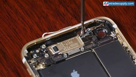iphone 7 teardown for screen battery charging port