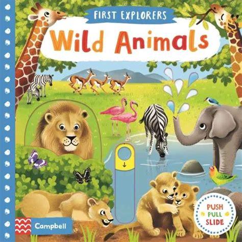 libro wild animals of the pasajes librer 237 a internacional libros de prelectura preescritura y primeros conocimientos