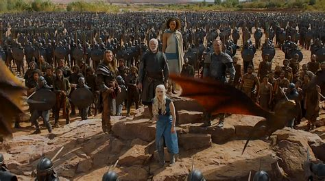 Image   Dany Mhysa finale with army.png   Game of Thrones Wiki
