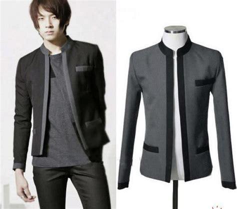 Jual Kemeja Jas Blazer Jaket Kulit Pria Model Korean Style Sk 31 jaket korea jual jas blazer pria dan wanita