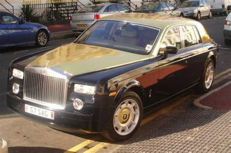 plated rolls royce 10 luxurious gold plated cars