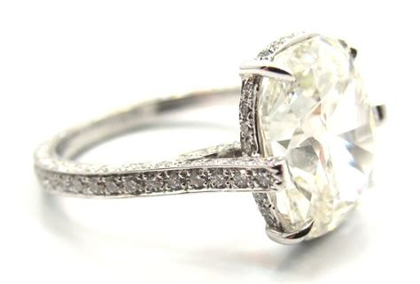 best 25 cushion cut diamonds ideas on cushion