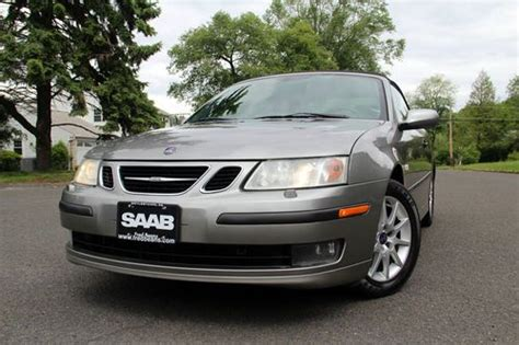 how to sell used cars 2004 saab 42133 security system sell used 2004 saab 9 3 arc convertible serviced 1 owner very clean runs new in philadelphia