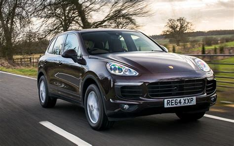 Porsche Cayenne 4x4 by Porsche Cayenne Review
