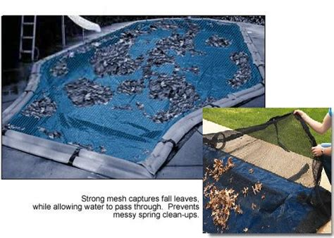 pool leaf net inground swimming pool leaf catcher nets