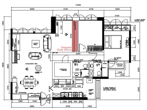 Floor Plan Furniture Layout Nidesignstudio Com