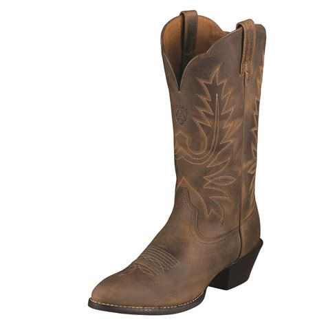 ariat heritage boots pungo ridge ariat heritage western r toe boots