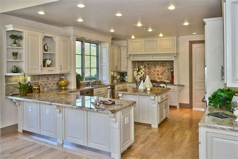 white cabinets with white granite white granite countertops pictures cost pros and cons