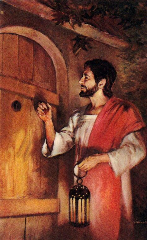 I Stand At The Door by Witness For The Word Behold I Stand At The Door And Knock