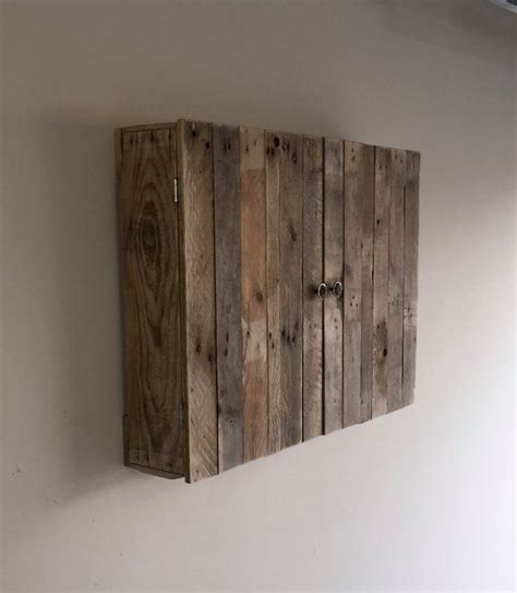 decorative tv wall cabinet wall mounted pallet tv cabinet by palletgurus on etsy