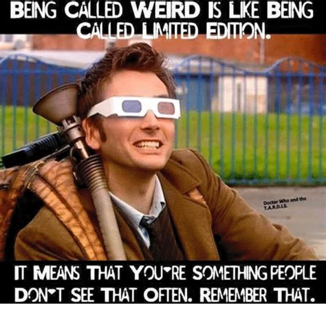 Weird Memes - funny doctor who memes of 2017 on sizzle memebase