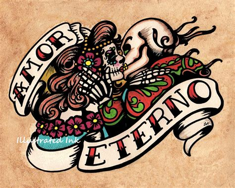 imagenes de tattoo amor eterno tattoo tales quot amor eterno quot valentine giveaway closed