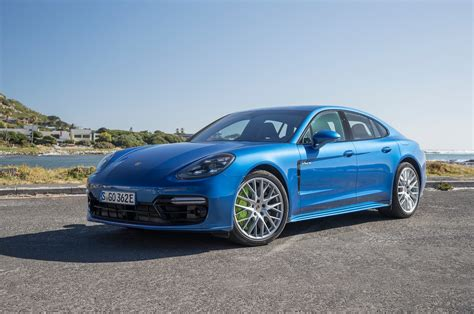 2018 black porsche panamera porsche panamera turbo 2018 black wallpapers hd cool car