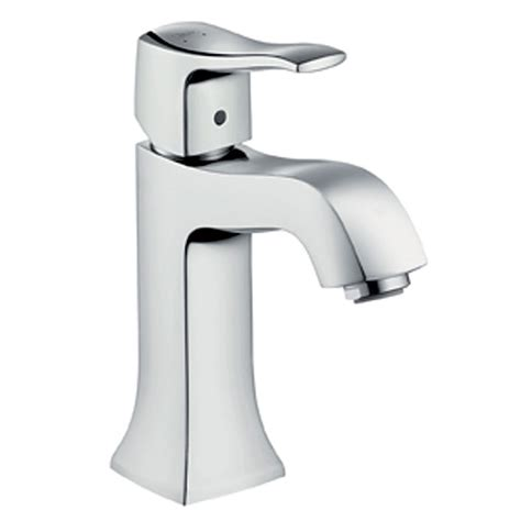 hans grohe hansgrohe metris classic single lever basin mixer without