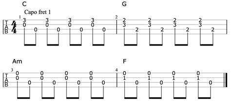 lewis capaldi   loved chords  tab