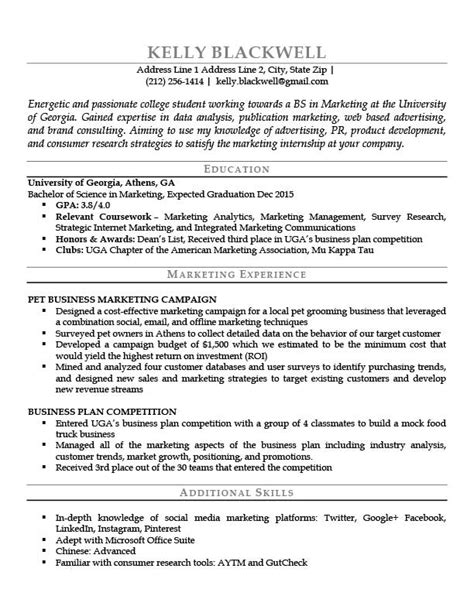 entry level resume templates free career level situation templates resume genius