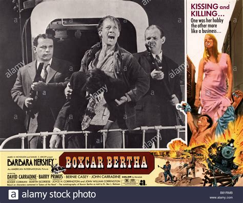 barbara hershey boxcar bertha bertha boxcar boxcar bertha 233 e 1972 usa barbara hershey