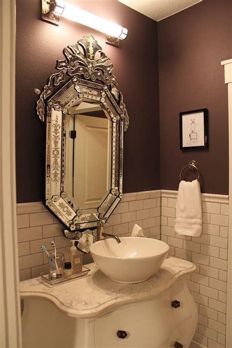 Eggplant Bathroom by Bomaby Chest Bathroom Home