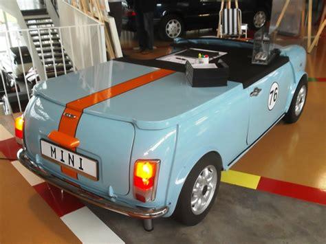 car selbstbaumöbel schreibtisch coole diy idee m 246 bel aus autoteilen archzine net
