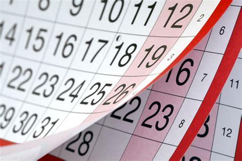 Calendã Irpf 2017 Calendario De La Declaraci 243 N De La Renta Fechas Clave