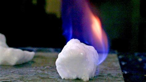 non flammable snow frost researchers in japan eye flammable as a new form of energy bgr