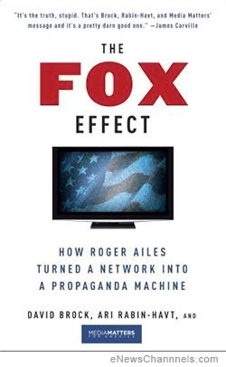 Book Review Up And Running By Fox by Book Review The Fox Effect By David Brock And Ari Rabin