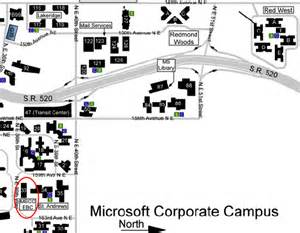 Microsoft redmond campus map myideasbedroom com