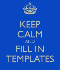 Keep Calm Template Free by Fill In Check Templates Autos Post